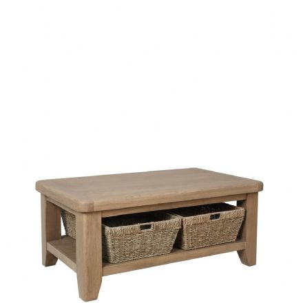 Henley Oak Coffee Table